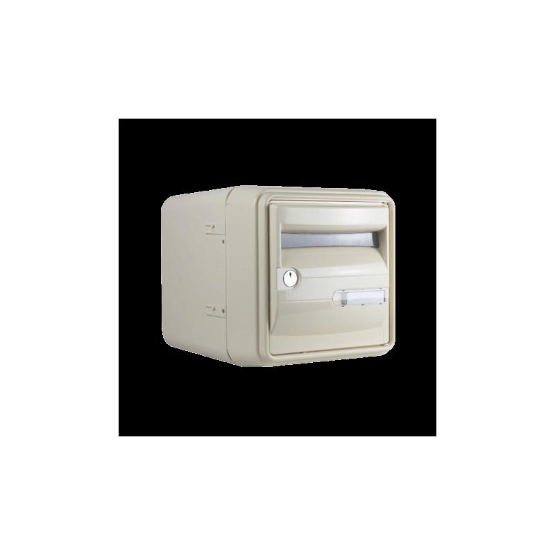 boite aux lettres individuelle beige corail b1. Black Bedroom Furniture Sets. Home Design Ideas