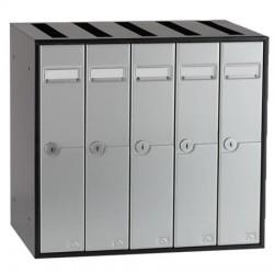 LIBRO - Boite aux lettres de distribution interne verticale