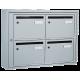 Boites aux Lettres Intérieur Gamme Essentielle 190mm - norme NF D 27 407