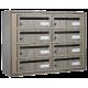 Boites aux Lettres Intérieur Gamme Essentielle 250mm - norme NF D 27 407